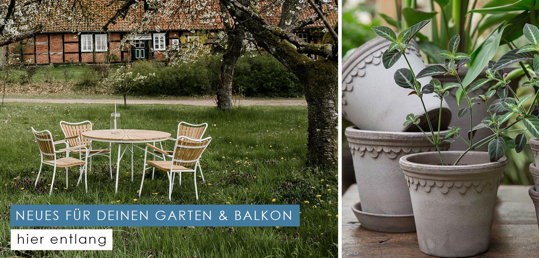 Neues für deinen Garten und Balkon
