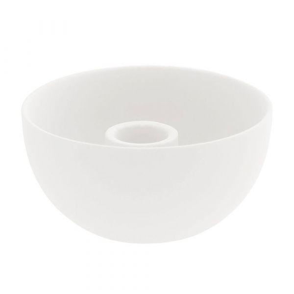Kerzenhalter Lidatorp - weiß mini