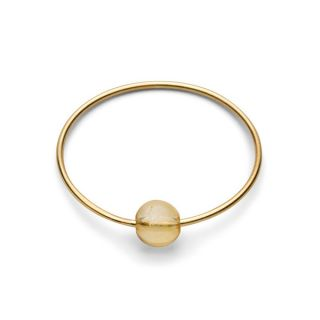 Birthstone Ring - November CITRINE