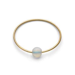 Birthstone Ring - October OPAL Gr. 1