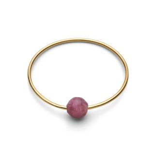 Birthstone Ring - July  RUBIN Gr. 1