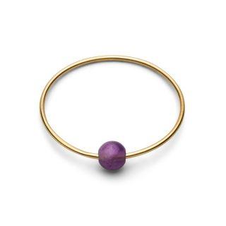 Birthstone Ring - February AMETHYST Gr. 1