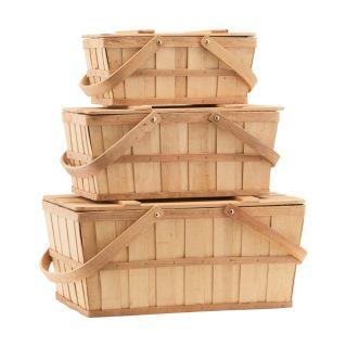 Picknickkorb - klein