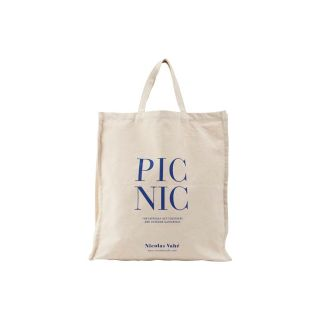 Tasche/Shopper Picnic - Weiß