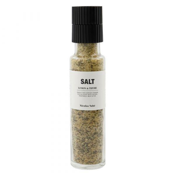 Salzmühle - Thymian & Zitrone