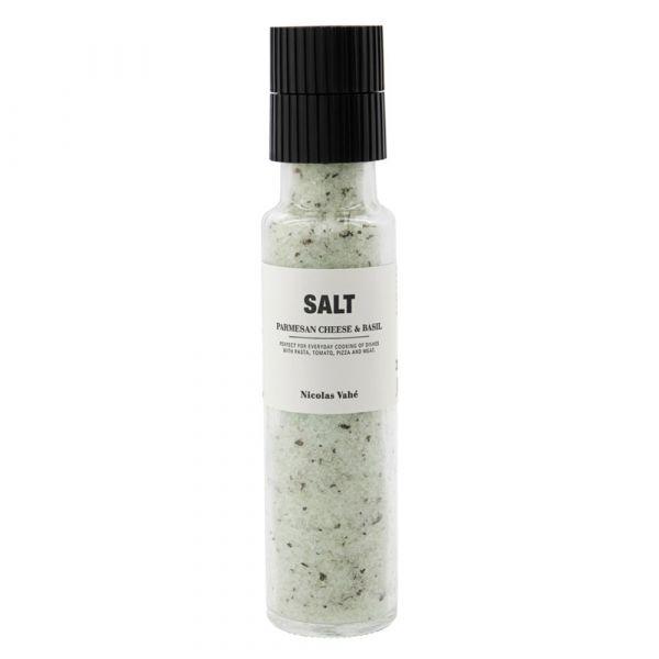 Salzmühle - Parmesan & Basilikum