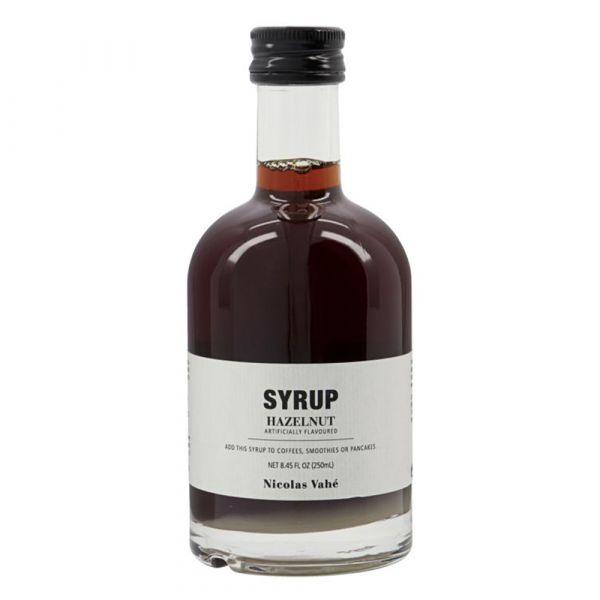 Kaffeesirup - Haselnuss Geschmack