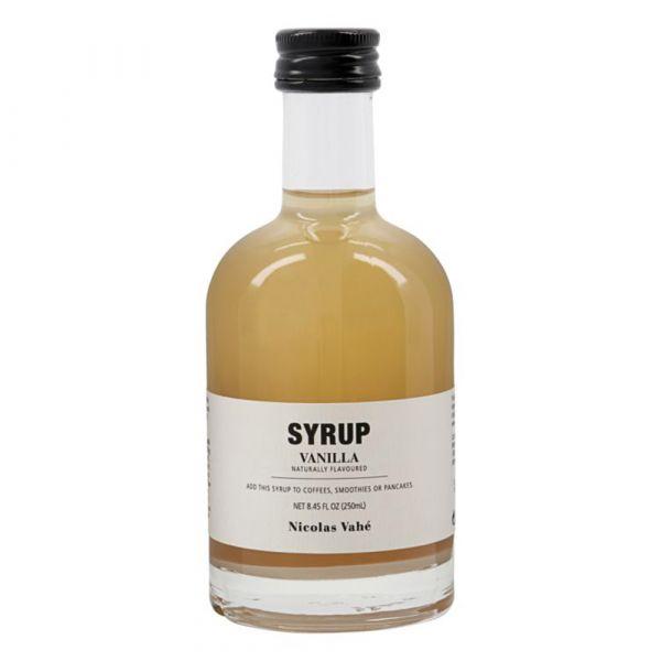 Kaffeesirup - Vanille