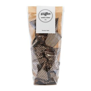 Schokoladentrüffel - Karamell & Crunch