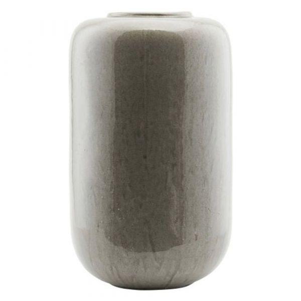 Vase Jade - grau