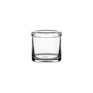 Aufbewahrungsglas/ Vase - 10 cm
