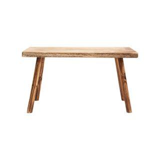 Beistelltisch/Tisch aus Holz - Nadi