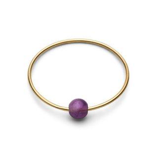 Birthstone Ring - February AMETHYST Gr. 2