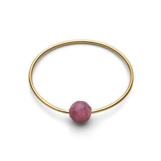 Birthstone Ring - July RUBIN Gr. 2