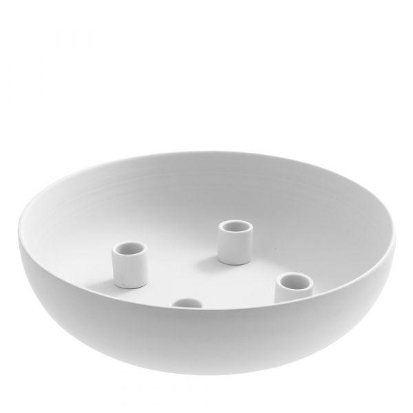 Kerzenhalter Granholmen - weiß XXL