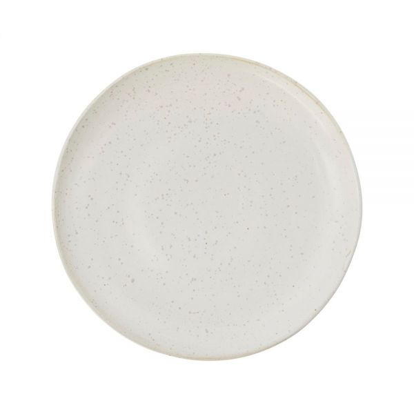 Teller Pion - grau/weiß Ø 21,5 cm