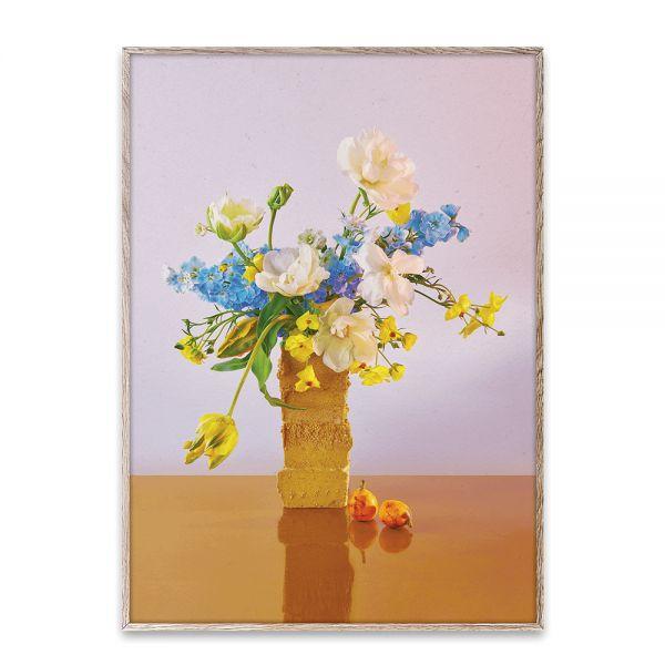 Poster - BLOOM 04 - Violet - 50x70 cm