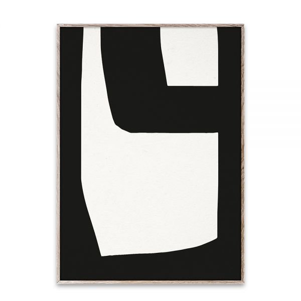 Poster - Bold Lines 02 - 50x70 cm