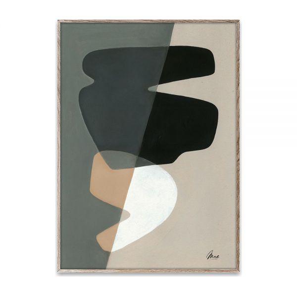 Poster - Composition 02 - 50x70 cm