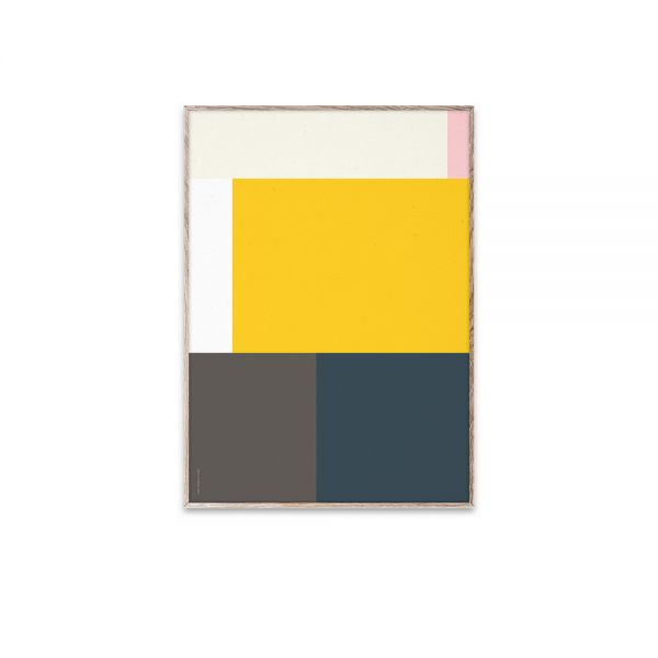 Poster - Wrong Geometry 05 - 30x40 cm