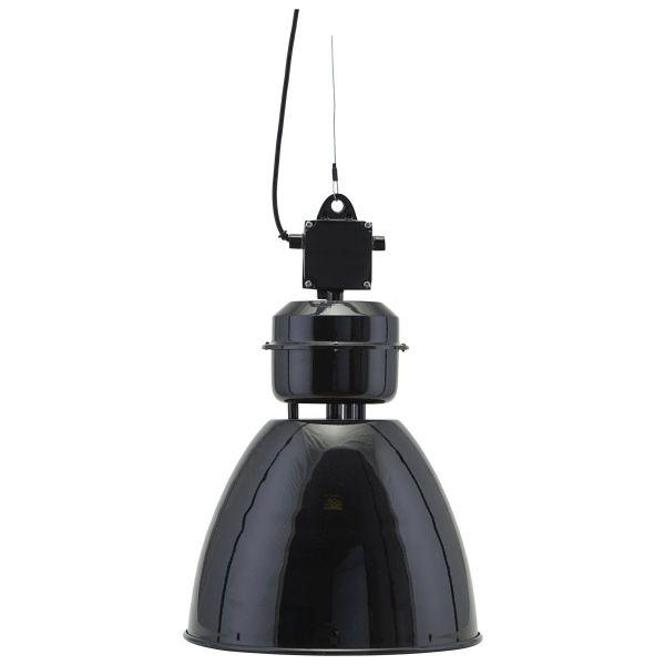 Lampe Volumen - schwarz klein