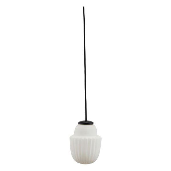 Lampe Acorn - weiß klein