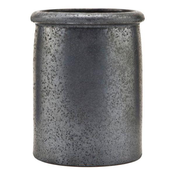Aufbewahrung Pion - schwarz/braun 15 cm
