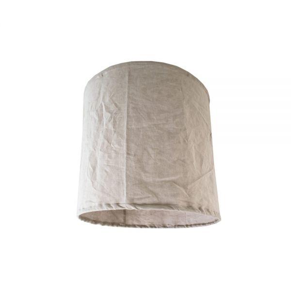 Lampenschirm LAMP - beige klein