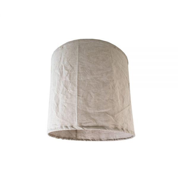 Lampenschirm LINDÅS - beige groß