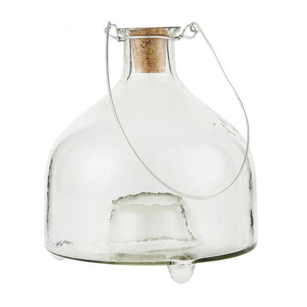 Wespenfalle aus Glas