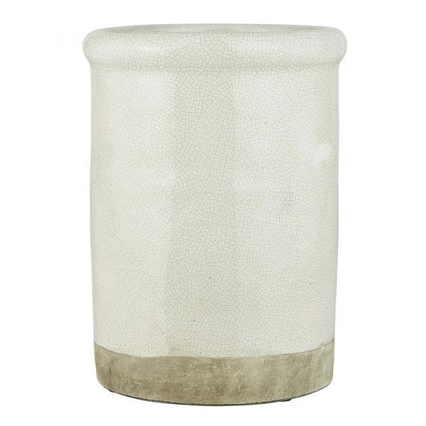 Übertopf - White Style Ø 16 cm