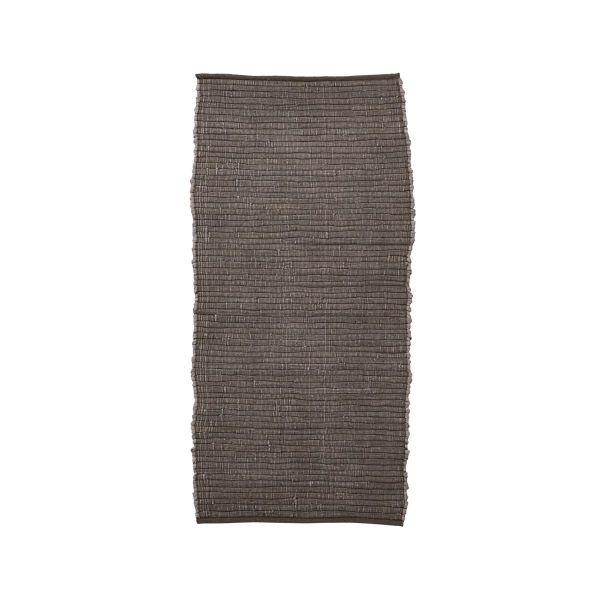 Teppich Chindi - braun 160 x 70 cm