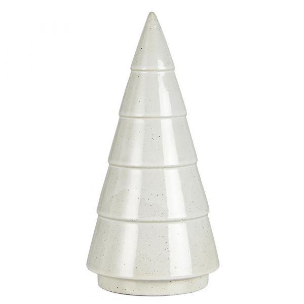 Tannenbaum - weiß 23 cm