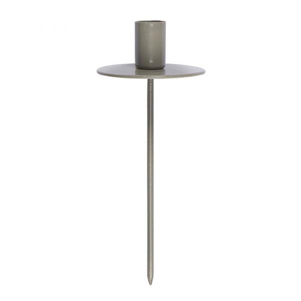 Kerzenhalter - Spieß für Stabkerze 12 cm