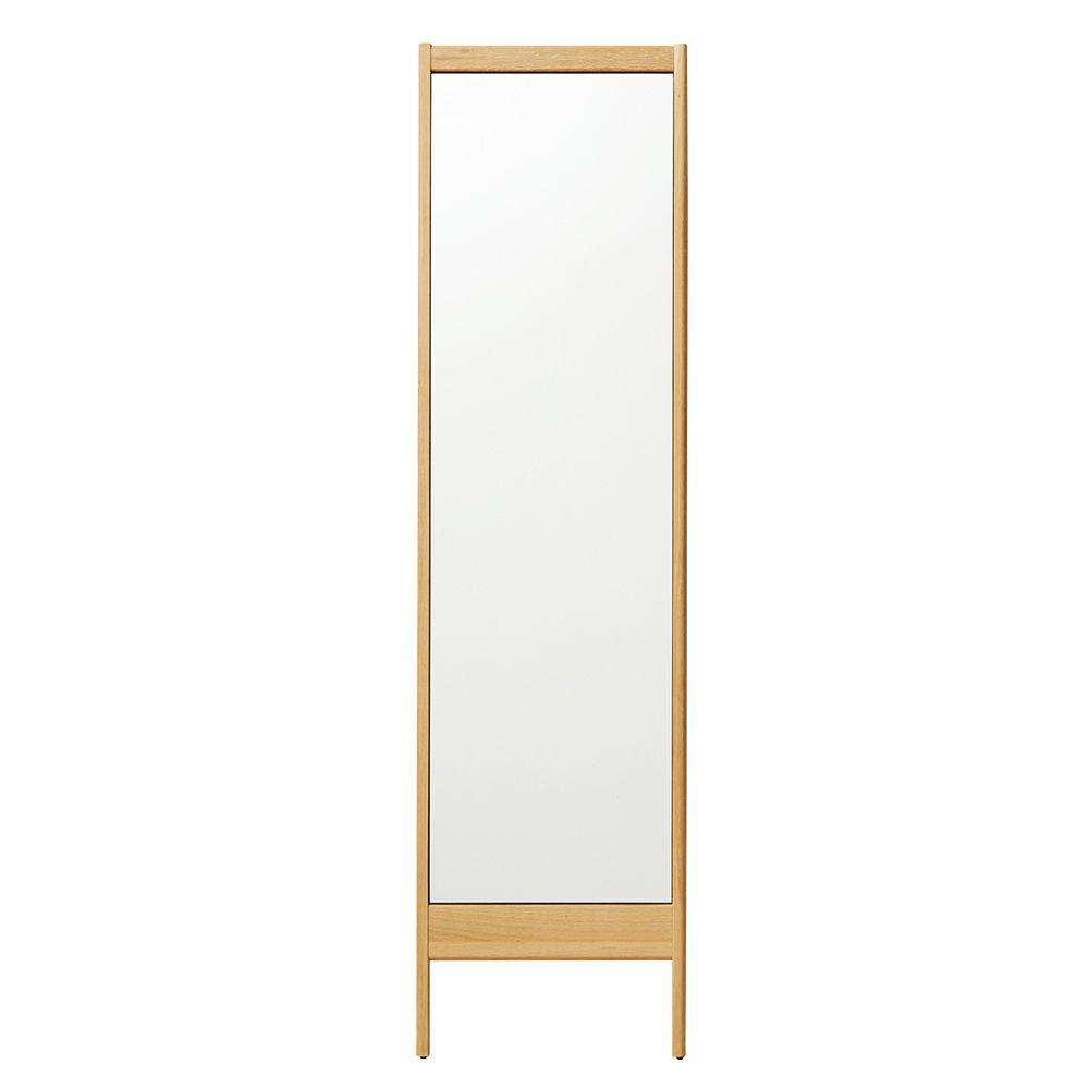 A Line Spiegel - Eiche