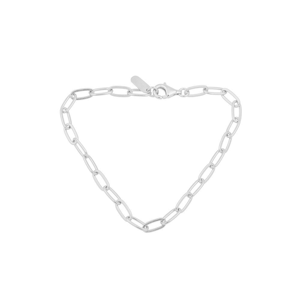 Armband Esther - silber 20 cm