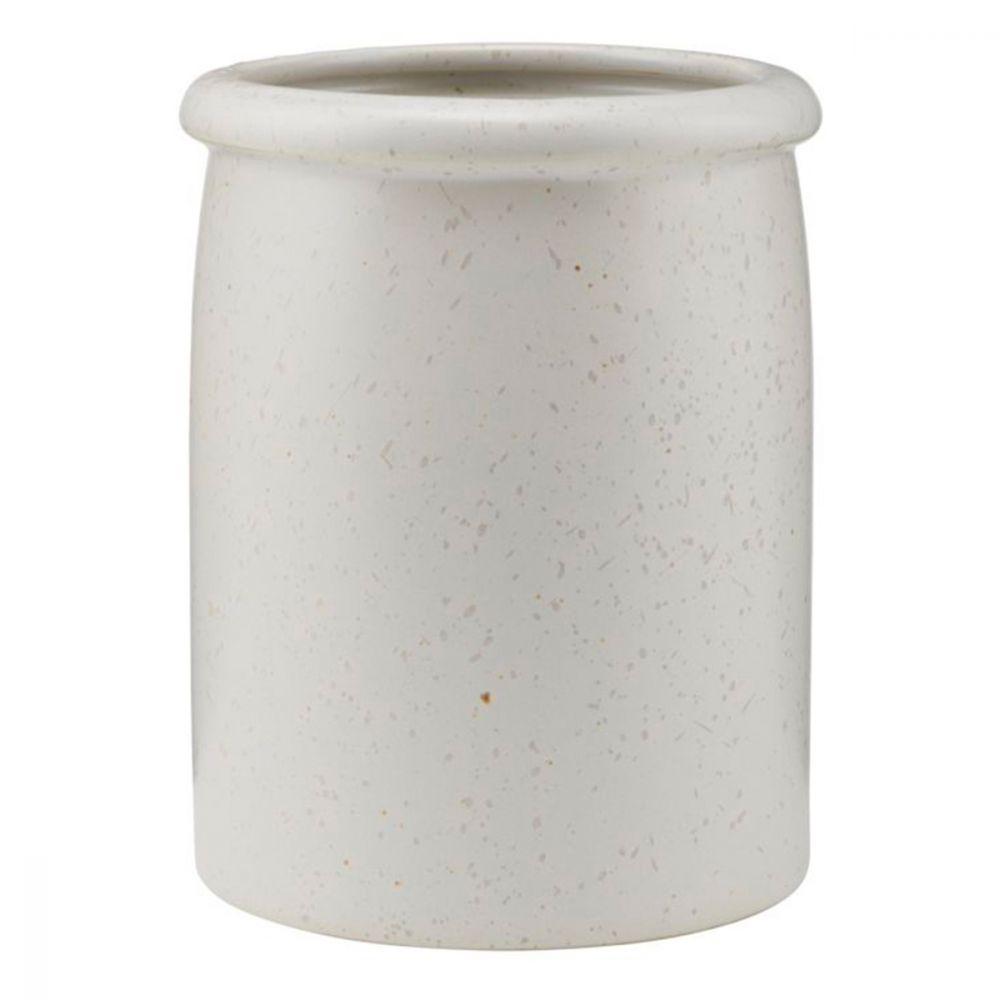 Aufbewahrung Pion - grau/weiß 15 cm