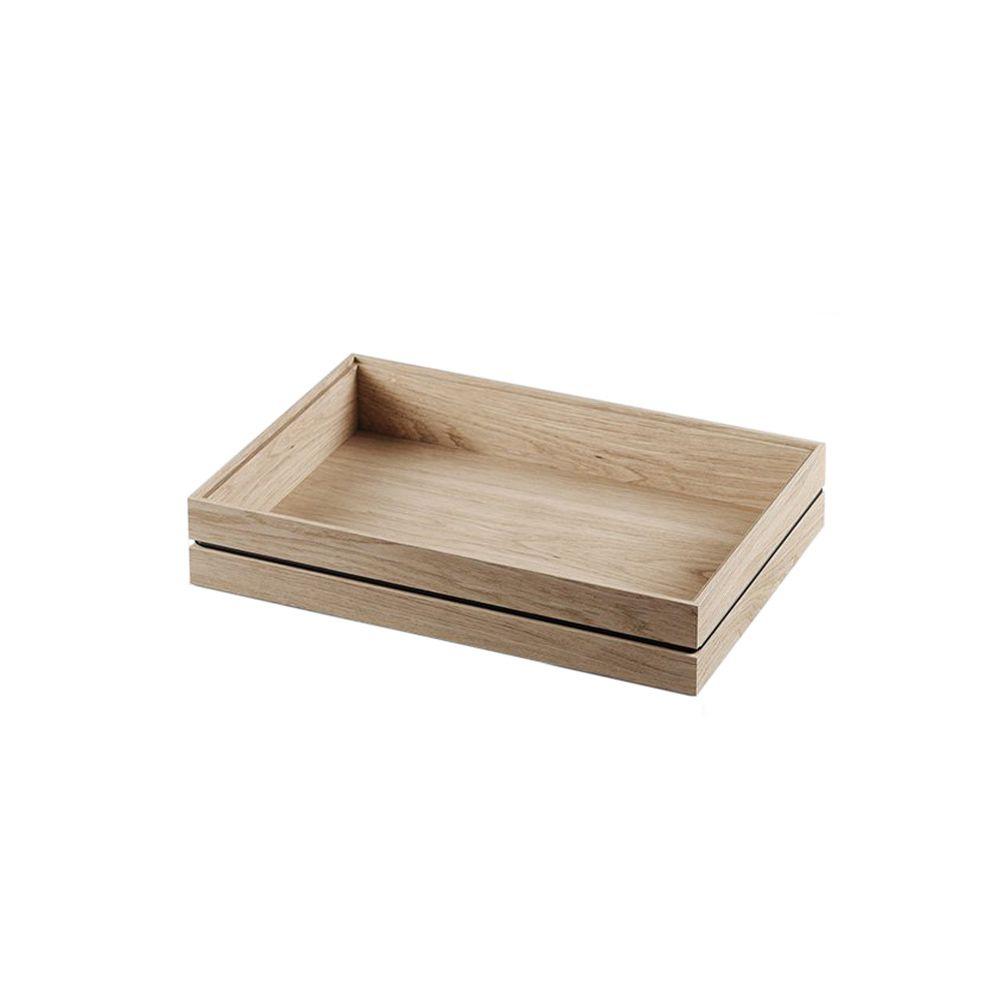 Aufbewahrungsbox aus Holz - klein