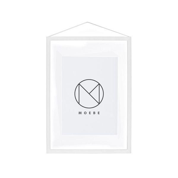 Bilderrahmen Frame - white A4