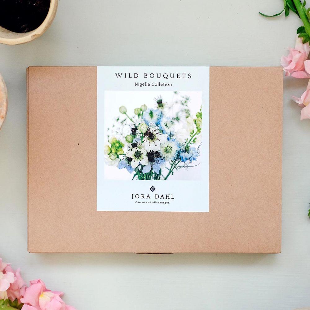 Blumensamen - Wild Bouquets Nigella Collection
