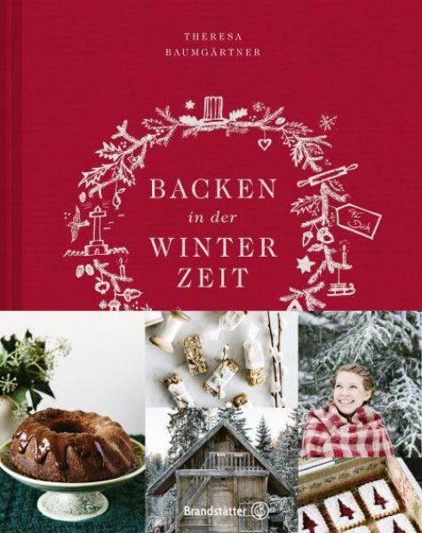 Buch - Backen in der Winterzeit