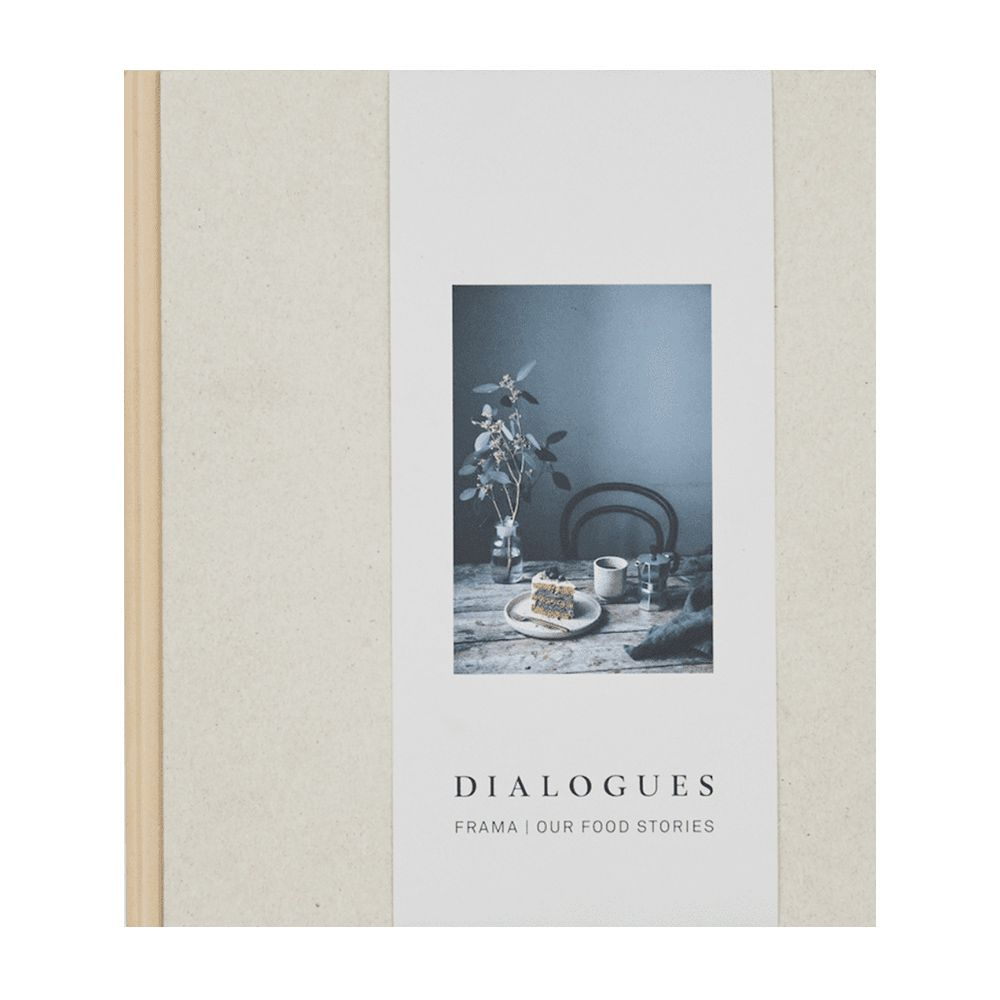 Buch - Dialogues by Frama & Our Food Stories