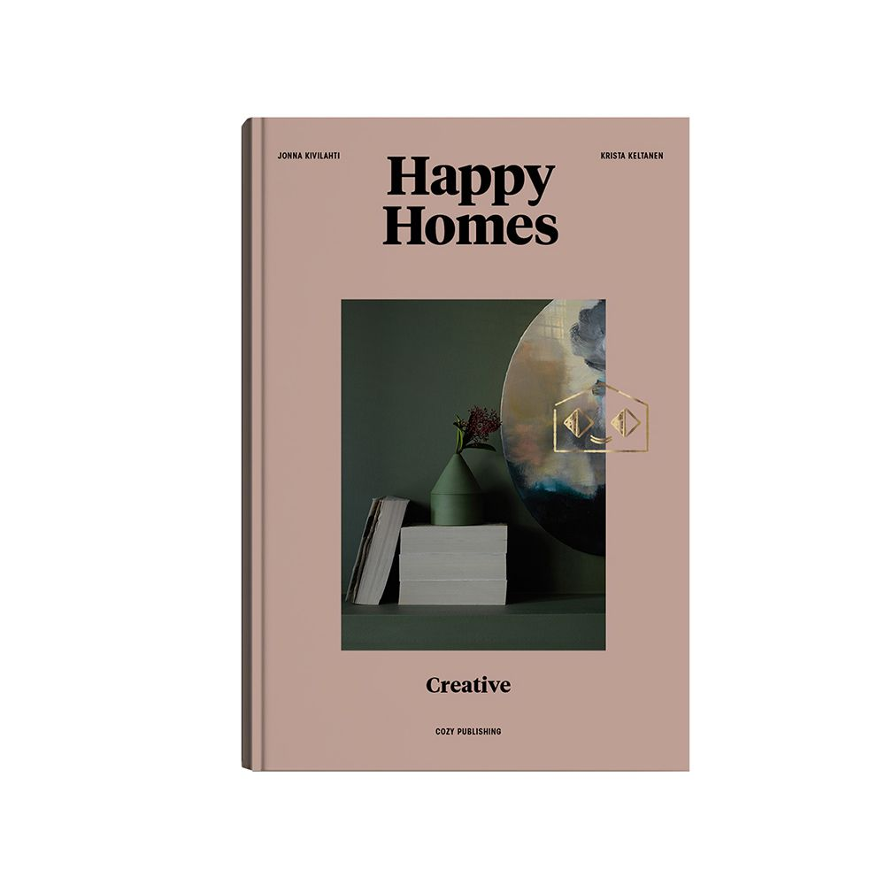 Buch - Happy Homes - Creative