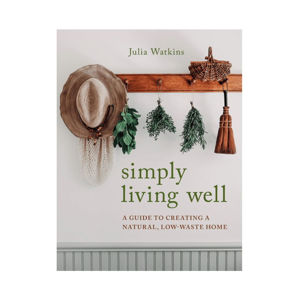 Buch - Simply Living Well