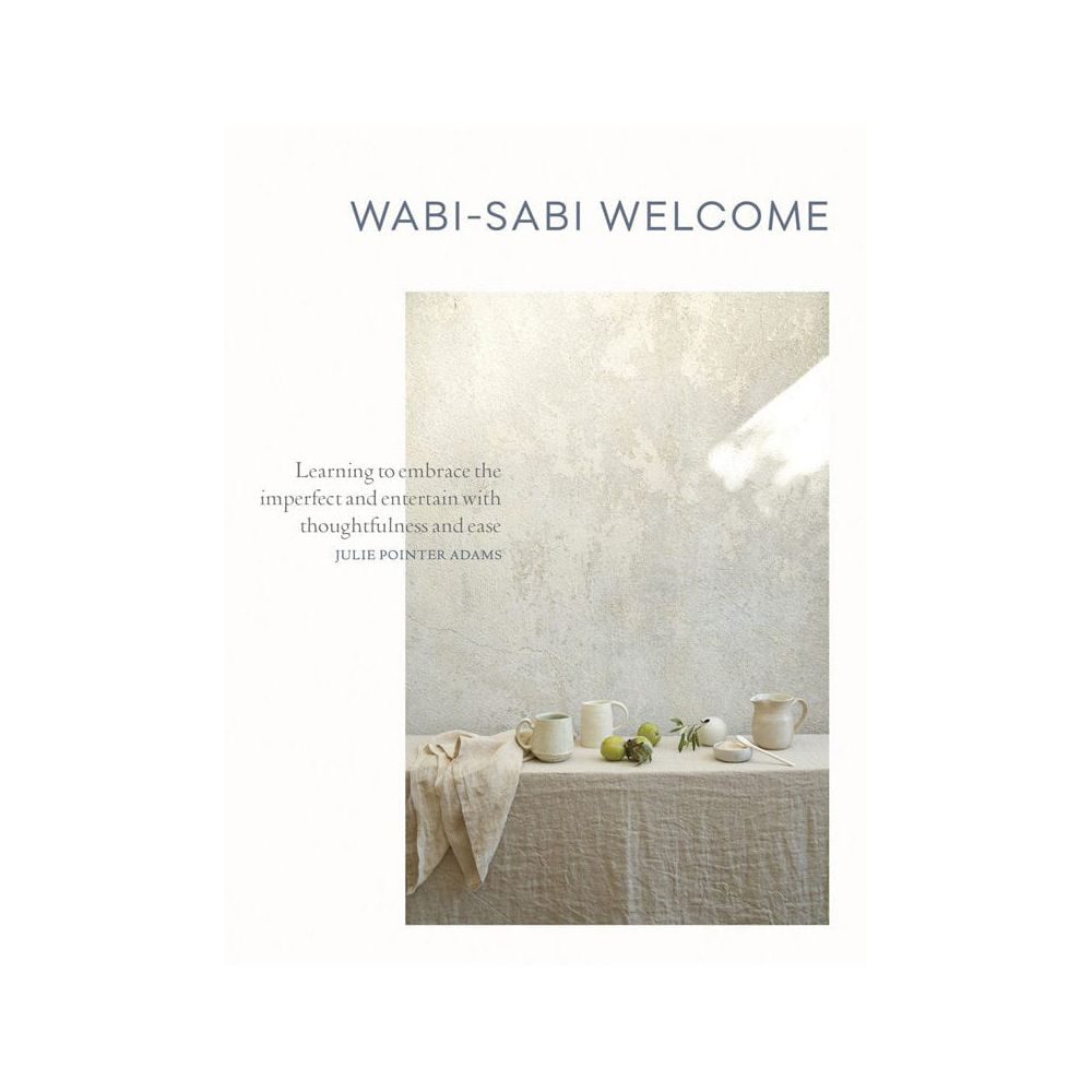 Buch - Wabi-Sabi Welcome