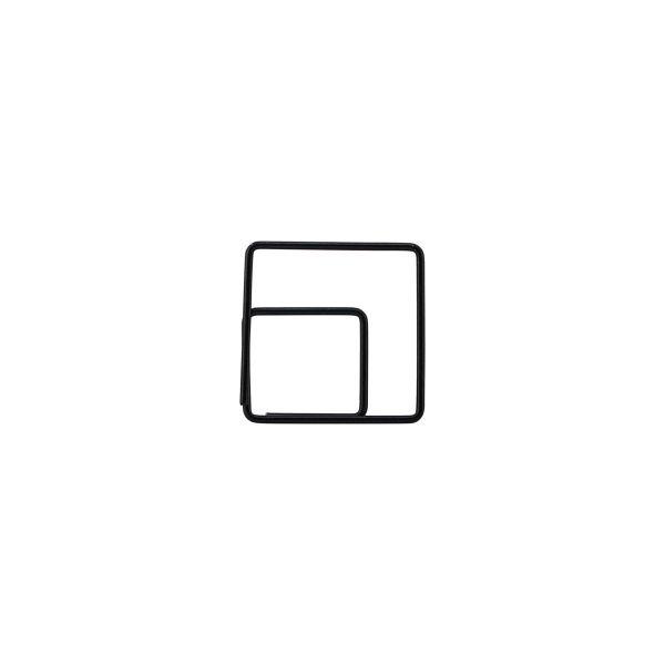 Büroklammern - Quadrat
