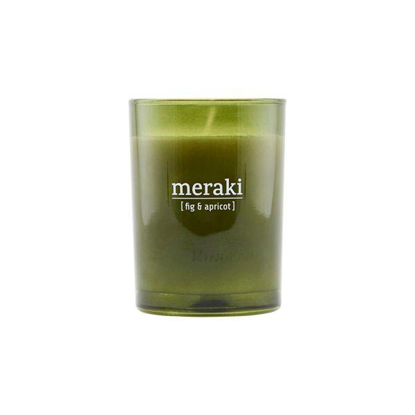 Duftkerze - Green Herbal groß