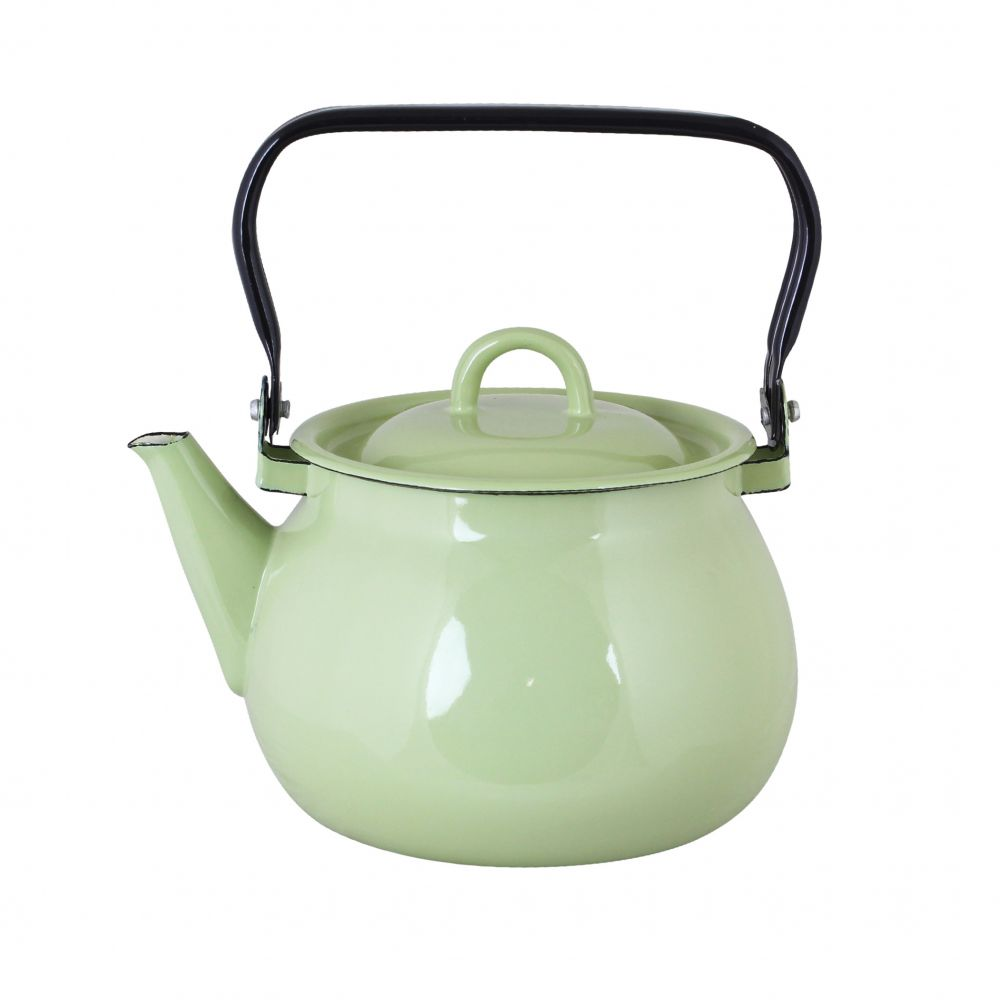 Emils Teekanne - grün