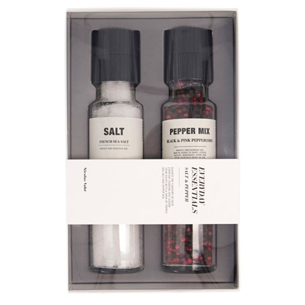 Geschenkbox Everyday Essentials - Salz & Pfeffer