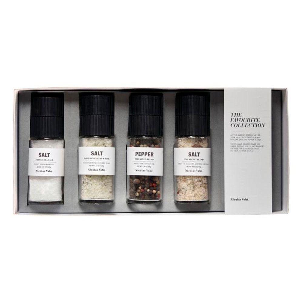 Geschenkbox Gewürze - Favourite Collection